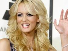 Cerita Bintang Porno Stormy Daniels yang Gugat Presiden Trump