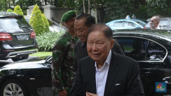 Tangan Dingin Mochtar Riady 'Sulap' 4 Bank Besar di RI