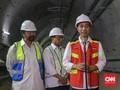 Duduk Bareng AIIB, Jokowi Bahas MRT dan Proyek Infrastruktur