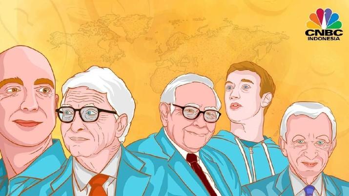 Orang kaya versi Forbes