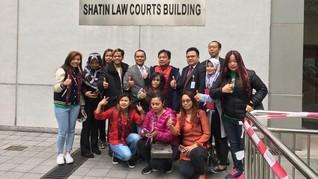 Bebas dari Hong Kong, Dua Pelawak WNI Segera Dipulangkan