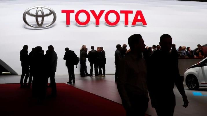 Toyota Kembali Naikkan Upah Pekerjanya