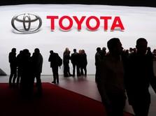 Suntik Grab, Toyota Tak Mau Cuma Dikenal Sebagai Pabrik Mobil