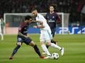 PSG vs Real Madrid Imbang di Babak Pertama