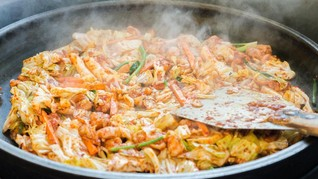 Asal Usul Dak Galbi, 'Tumis Ayam' Asli Korea Selatan