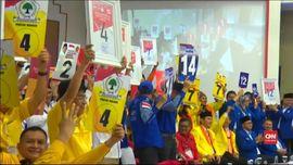 VIDEO: Debut Parpol Baru di Pemilu 2019