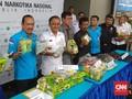BNN Ungkap Penyelundupan Sabu 2,5 Kg dalam Sepatu