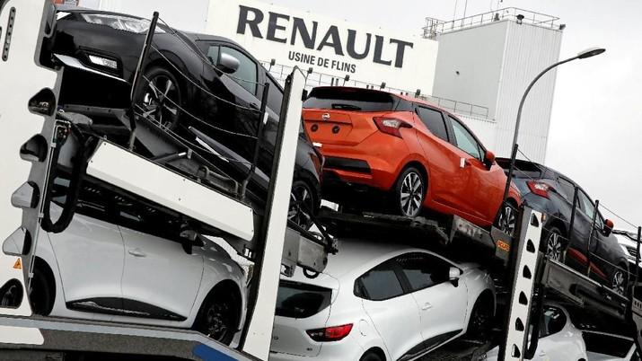 Penjualan Mobil di Eropa Bulan Maret 2018 Tercatat Menurun