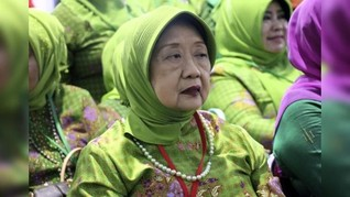 Adik Kandung Gus Dur, Aisyah Hamid Baidlowi Meninggal Dunia