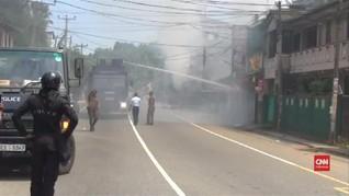 VIDEO: Bentrokan Komunal Buddha-Muslim di Sri Lanka