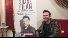 VIDEO: Shane Filan 'Westlife' Sebut Indonesia Rumah Kedua