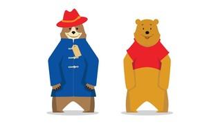 Paddington vs Winnie the Pooh
