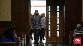 Saksi Sebut Setnov Pesan Kamar atas Persetujuan Direktur RS