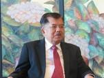 Firli Bahuri Jadi Ketua KPK, JK Sebut Itu Kewenangan DPR