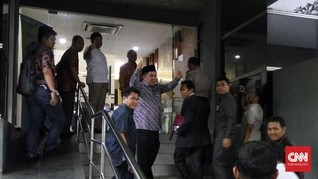 Diperiksa Polisi, Fahri Hamzah Ingin Sohibul Jadi Tersangka