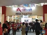 Tiket Pulang Pergi Jepang Cuma Rp 4,5 Juta di Pameran Ini