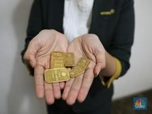 Perang Dagang Makin Hot, Investor Gencar Memburu Emas