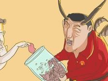 Tiktok Cash, Snack Video & 26 Investasi Bodong Ditutup SWI