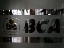 Investor Lepas Saham Bank, BCA: Permodalan Kami Kuat