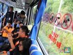 Satgas Covid Ingatkan Naik Bus & Kapal Feri Perlu Rapid Test
