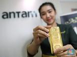 Setelah Goldman, UBS Juga Prediksi Emas ke US$ 1.600/oz