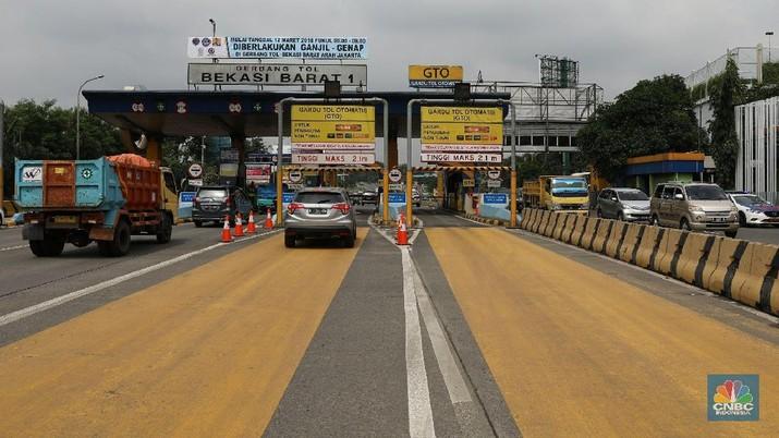 Tarif Tol RI Lebih Mahal dari Singapura, Malaysia, Thailand