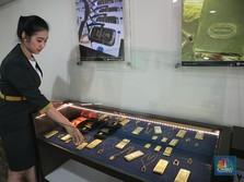 Ikut Koreksi Global, Harga Emas Antam Hari Ini Turun Rp 7.000