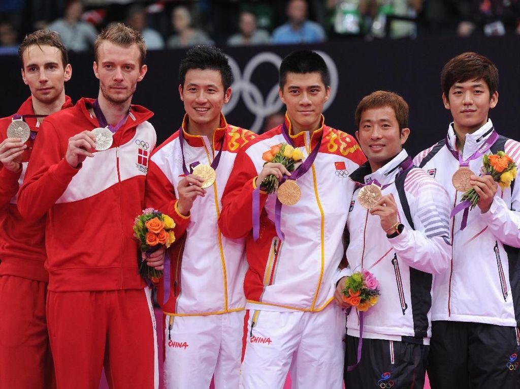 Jae Sung pensiun dari Timnas Korea tak lama setelah Olimpiade 2012. Dia kemudian bermain untuk klub. (Michael Regan/Getty Images)