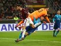 Diwarnai Penalti Kontorversial, Arsenal Habisi AC Milan