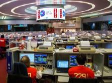 Dibuka Menguat, Bursa Hong Kong Saat Ini Terkoreksi 0,23%