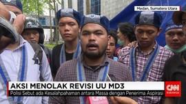 Demo Tolak UU MD3