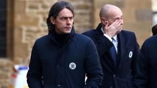 Filippo Inzaghi Dipecat Bologna