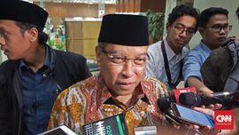 Tak Mengira Ma'ruf Amin, PBNU Yakin Jokowi Tak Salah Pilih