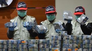 Ketua Gerindra Lampung Akui Terima Rp1,5 Miliar dari Cagub
