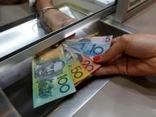Rupiah Melemah, Harga Jual Dolar Australia Tembus Rp 10.800