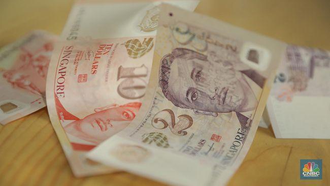 Rupiah Ko Kurs Dolar Singapura Dekati Rp 10 900