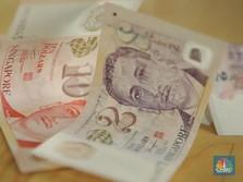 Rupiah Juga <em>Keok</em> Lawan Dolar Singapura