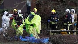 Militer Inggris Belum Tahu Asal Racun pada Agen Rusia