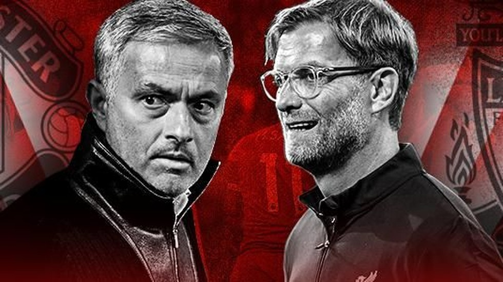 Laga Merah MU vs Liverpool