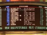 Bursa Hong Kong Ditutup Terkoreksi 1,06%  ke Level 30.007,68