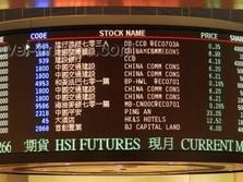 Bursa Hong Kong Sesi I Menguat 1,14%