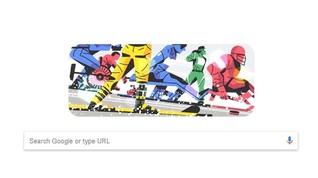 Google Doodle Sambut Ajang Paralympic 2018