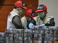 Geledah Rumah Bupati Bengkalis, KPK Temukan Duit Rp1,9 Miliar