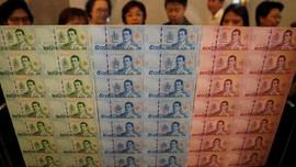 Raja Maha Gantikan Raja Bhumibol di Uang Kertas Baru Thailand