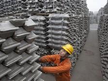 Pertumbuhan Output Industri dan Investasi China Melesat Tajam