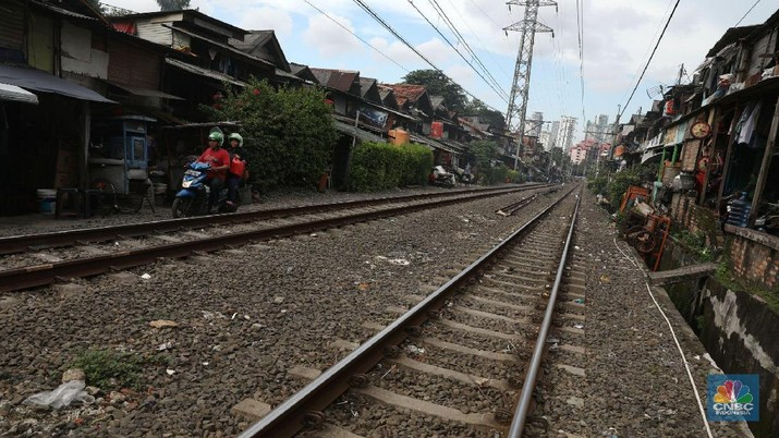 Badan Pusat Statistik (BPS) merilis tingkat kemiskinan di Indonesia pada Maret 2018.