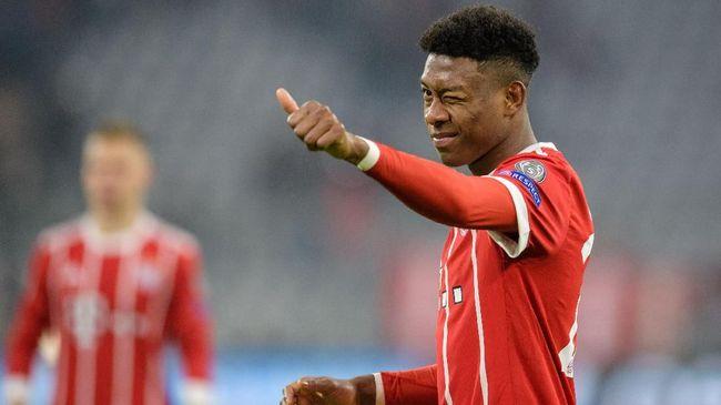 Madrid dan Barcelona Perebutkan Bintang Bayern Munich