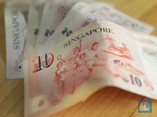 Jual, Jual, Jual! Corona Bikin Investor Buang Dolar Singapura