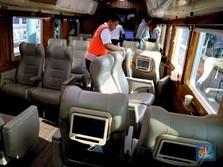 RI Rayu JBIC Danai Kereta 'Kencang' Jakarta-Surabaya
