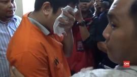 VIDEO: Anak Kepala BNK Maros Ditangkap karena Nyabu